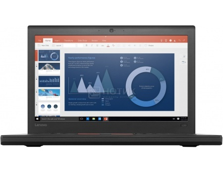 Ноутбук Lenovo ThinkPad X260 (12.5 IPS (LED)/ Core i5 6200U 2300MHz/ 4096Mb/ HDD+SSD 500Gb/ Intel HD Graphics 520 64Mb) MS Windows 7 Professional (64-bit) [20F60041RT]