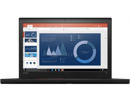 Ноутбук Lenovo ThinkPad T560 (15.6 IPS (LED)/ Core i5 6200U 2300MHz/ 4096Mb/ HDD+SSD 500Gb/ Intel HD Graphics 520 64Mb) MS Windows 7 Professional (64-bit) [20FH001FRT]