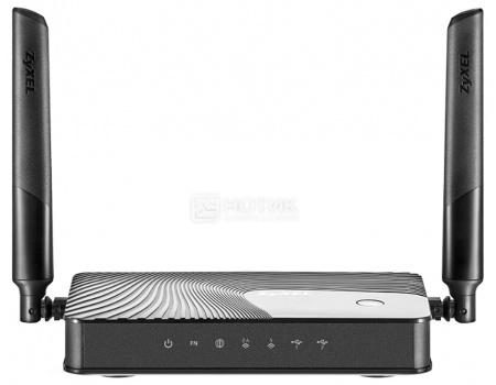 Маршрутизатор ZyXEL Keenetic Giga III 4xLAN 10/100/1000Мбит/с 802.11b/g/n/ac до 867 Мбит, Черный