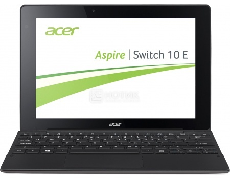 Планшет Acer Aspire Switch 10 Dock (MS Windows 10 Home (32-bit)/Z8300 1440MHz/10.1 (1920x1200)/2048Mb/532Gb/ ) [NT.G63ER.001]Acer<br>10.1 Intel 1440 МГц 2048 Мб SSD 532 Гб MS Windows 10 Home (32-bit) бат. - до 12.0 ч Серебристый<br>