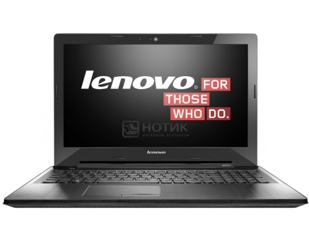 Ноутбук Lenovo IdeaPad Z5075 (15.6 LED/ A10-Series A10-7300 1900MHz/ 6144Mb/ HDD 1000Gb/ AMD Radeon R6 M255DX 2048Mb) Free DOS [80EC007XRK]