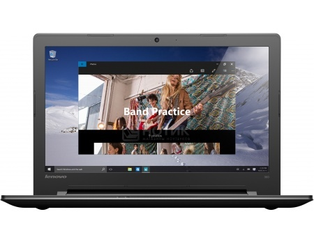 Ноутбук Lenovo IdeaPad 300-15 (15.6 LED/ Pentium Quad Core N3700 1600MHz/ 2048Mb/ HDD 500Gb/ NVIDIA GeForce GT 920M 1024Mb) MS Windows 10 Home (64-bit) [80M3003FRK]