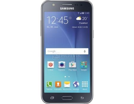 Смартфон Samsung Galaxy J5 2016 SM-J510FN Black (Android 6.0 (Marshmallow)/MSM8916 1200MHz/5.2