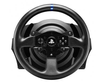 Руль Thrustmaster T300 RS EU Version, PS4/PS3, Черный 4160604
