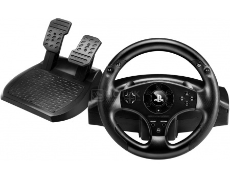 Руль Thrustmaster T80 Racing wheel PS4/PS3. Черный 4160598