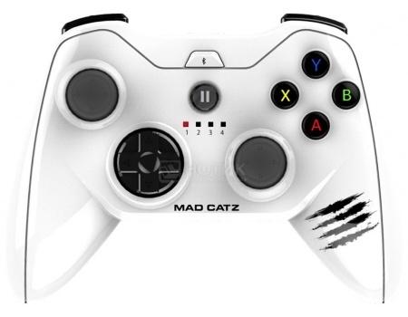 Геймпад Mad Catz Micro C.T.R.L.i Mobile Gamepad для iPhone и iPad, Белый MCB312680A01/04/1Mad Catz<br>Геймпад Mad Catz Micro C.T.R.L.i Mobile Gamepad для iPhone и iPad, Белый MCB312680A01/04/1<br>