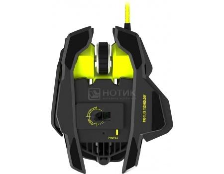 Мышь проводная Mad Catz R.A.T.PRO S Gaming Mouse 5000dpi, Черный MCB4372200A6/04/1