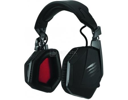Гарнитура Mad Catz F.R.E.Q.9  Wireless Headset, Черный MCB434010A02/02/1