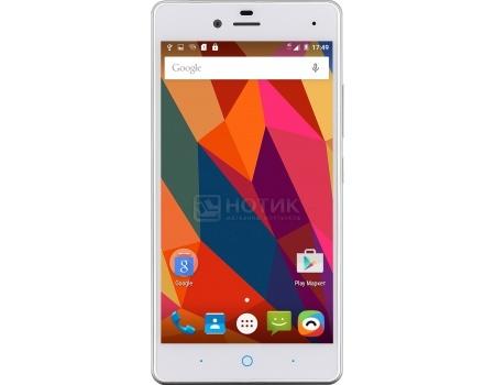 "Смартфон ZTE Blade A476 White (Android 5.1/MT6735P 1000MHz/5.0"" (1280x720)/2048Mb/16Gb/4G LTE 3G (EDGE, HSDPA, HSPA+)) [BLADE.A476.WH] от Нотик"