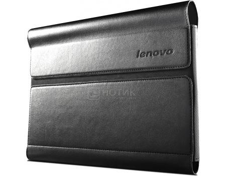 Чехол-книжка для Lenovo Yoga Tablet 10 Sleeve and Film , Кожа, Black Черный 888015993 от Нотик