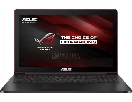 Ноутбук Asus G501VW (15.6 LED/ Core i7 6700HQ 2600MHz/ 16384Mb/ SSD 512Gb/ NVIDIA GeForce® GTX 960M 4096Mb) MS Windows 10 Home (64-bit) [90NB0AU3-M02120]