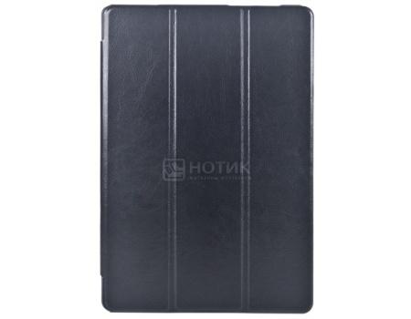 Чехол-подставка IT Baggage для планшета Asus ZenPad Z300C/Z300CL/Z300CG/Z300CNG/Z300CNL, Искусственная кожа, Черный ITASZP1005-1