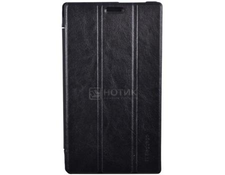 Чехол-подставка IT Baggage для планшета Lenovo IdeaTab 2 A7-20, Искусственная кожа, Черный ITLN2A725-1