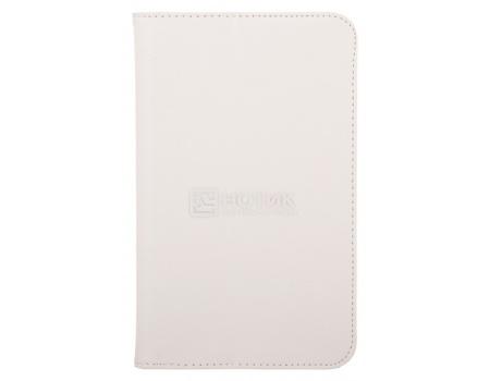 Чехол-подставка IT Baggage для планшета Lenovo IdeaTab 2 A7-30, Искусственная кожа, Белый ITLNA7302-0