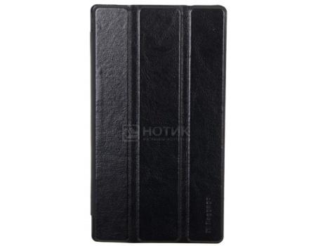 Чехол-подставка IT Baggage для планшета Lenovo IdeaTab 2 A7-30, Искусственная кожа, Черный ITLNA7302-1