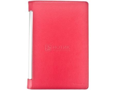 Чехол-подставка IT Baggage для планшета Lenovo Yoga Tablet 3 8, Искусственная кожа, Красный ITLNY283-3