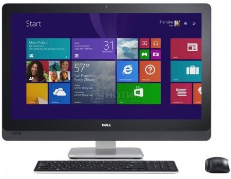 Моноблок Dell XPS One 2720 (27.0 LED/ Core i5 4460S 2900MHz/ 8192Mb/ HDD+SSD 1000Gb/ NVIDIA GeForce GT 750M 2048Mb) MS Windows 8.1 Professional (64-bit) [2720-8116]