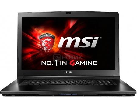 Ноутбук MSI GL72 6QC-045RU (17.3 LED/ Core i5 6300HQ 2300MHz/ 8192Mb/ HDD 1000Gb/ NVIDIA GeForce GT 940MX 2048Mb) MS Windows 10 Home (64-bit) [9S7-179675-045]