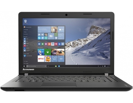 Ноутбук Lenovo IdeaPad 100-15 (15.6 LED/ Pentium Quad Core N3540 2160MHz/ 2048Mb/ HDD 250Gb/ Intel HD Graphics 64Mb) MS Windows 10 Home (64-bit) [80MJ00MKRK]