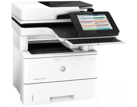 МФУ лазерное HP LaserJet Enterprise M527f, A4, 43 стр/мин,Duplex, 1792 Мб, Факс USB, LAN, Белый F2A77A