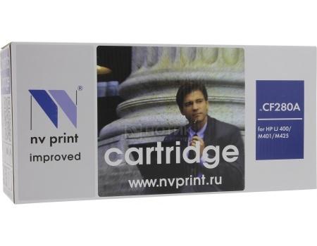 Картридж NV Print CF280A/CE505A для HP LJ 400 M401D Pro,400 M401DW M401DN  M401A M401 Pro,40 0 M425 M425DW Pro, Черный