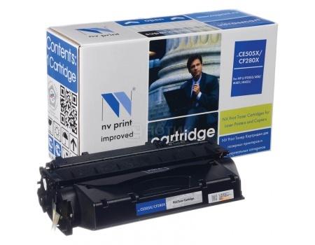 Картридж NV Print CF280X/CE505X для HP LJ 400 M401D Pro,400 M401DW Pro,400 M401DN Pro,400  M401A Pro,400 M401 Pro,40 0 M425 Pro,400 M425DW Pro, Черный