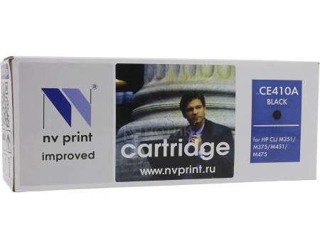 Картридж NV Print CE410A Black для HP CLJ Color M351, M451, MFP M375/MFP M475, Черный NV-CE410ABk