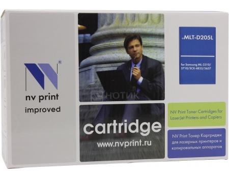 Картридж NV Print MLT-D205L для Samsung ML-3310, 3710, SCX-4833, 5637, Черный NV-MLTD205LNV Print<br>Картридж NV Print MLT-D205L для Samsung ML-3310, 3710, SCX-4833, 5637, Черный NV-MLTD205L<br>