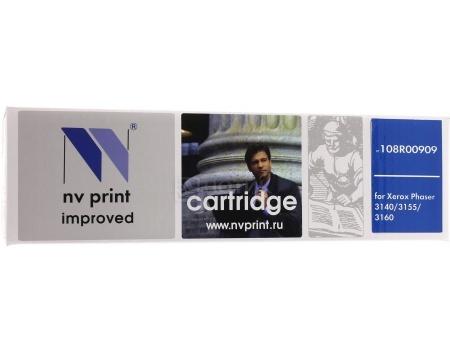Картридж NV Print 108R00909 для Xerox Phaser 3140, 3155, 3160, Черный NV-108R00909