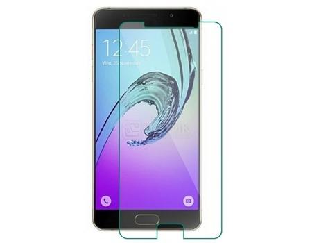 Защитная пленка LuxCase для Samsung Galaxy A3 2016 (Front+Back) (Антибликовая) 52545 защитная пленка luxcase для samsung galaxy a3 2016 front back суперпрозрачная 52548
