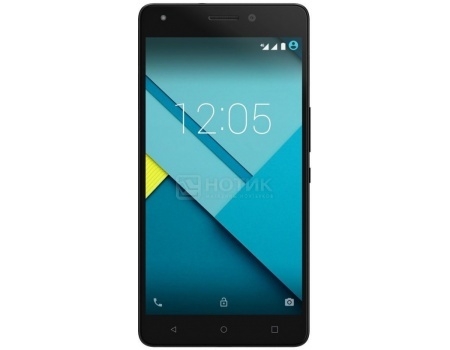 Смартфон BQ Aquaris M5.5 DS black (Android 5.1/MSM8939 1500MHz/5.5 (1920x1080)/3072Mb/32Gb/4G LTE 3G (EDGE, HSDPA, HSPA+)) [C000131]