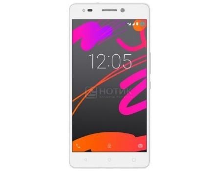 Смартфон BQ Aquaris M5.5 DS white (Android 5.1/MSM8939 1500MHz/5.5