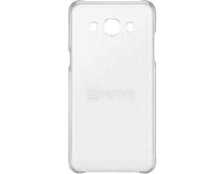 Чехол-накладка Samsung Slim Cover для Samsung Galaxy J510, Поликарбонат, Сlear, Прозрачный, EF-AJ510CTEGRU