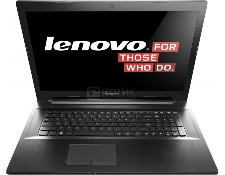 Ноутбук Lenovo IdeaPad G7080 (17.3 LED/ Celeron Dual Core 3205U 1500MHz/ 4096Mb/ HDD 500Gb/ Intel HD Graphics 64Mb) Linux OS [80FF00KQRK]