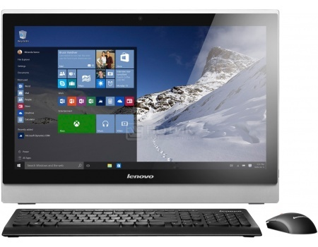 Моноблок Lenovo IdeaCentre S500z (23.0 LED/ Core i3 6100U 2300MHz/ 4096Mb/ HDD+SSD 1000Gb/ Intel HD Graphics 520 64Mb) MS Windows 7 Professional (64-bit) [10K3002ERU] от Нотик