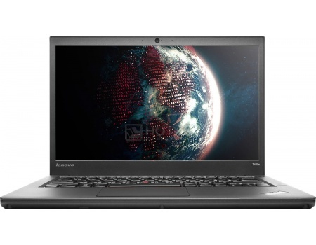 Ноутбук Lenovo ThinkPad T440s (14.0 IPS (LED)/ Core i7 4600U 2100MHz/ 12288Mb/ HDD+SSD 1000Gb/ NVIDIA GeForce GT 730M 1024Mb) MS Windows 7 Professional (64-bit) [20AQ008HRT]