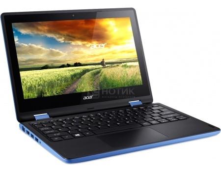 Ноутбук Acer Aspire R 11 R3-131T-C08E (11.6 LED/ Celeron Dual Core N3050 1600MHz/ 2048Mb/ SSD 32Gb/ Intel HD Graphics 64Mb) MS Windows 10 Home (64-bit) [NX.G10ER.007]Acer<br>11.6 Intel Celeron Dual Core N3050 1600 МГц 2048 Мб DDR3-1600МГц SSD 32 Гб MS Windows 10 Home (64-bit), Синий<br>