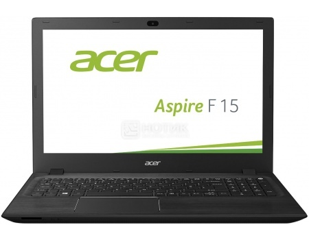 Ноутбук Acer Aspire F5-571G-P8PJ (15.6 LED/ Pentium Dual Core 3556U 1700MHz/ 4096Mb/ HDD 500Gb/ NVIDIA GeForce GT 920M 2048Mb) MS Windows 10 Home (64-bit) [NX.GA2ER.005]