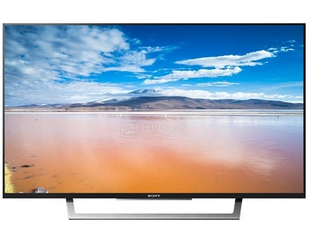 Телевизор SONY 32 KDL-32WD752 FHD, Smart TV, CMR 400, Серебристый