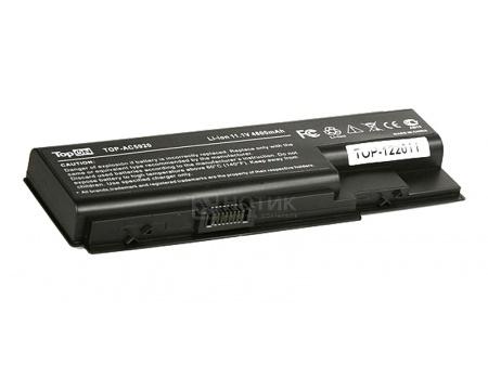 Аккумулятор TopON TOP-AC5530 для Acer Aspire 5310 5315G 5520G 5530 5530G 5710G 5720G 5739 5930G 5935G 6920G 11.1V  4400мАч for acer 7220 7520 5315 5720 7720 5520 5310 laptop cpu fan