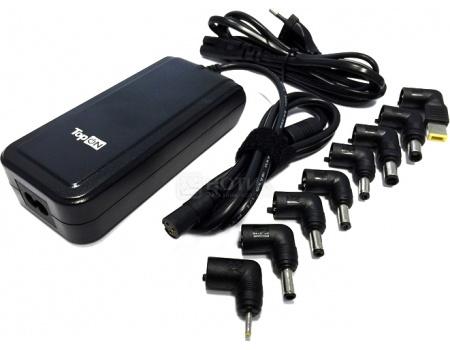 Адаптер питания универсальный TopON TOP-UNIV_8 для ноутбуков, нетбуков и цифровой техники 90W с USB-портом на 2.1A