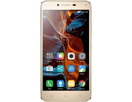 Смартфон Lenovo K5 (A6020A40) Gold (Android 5.1/MSM8939 1400MHz/5.0 (1280x720)/2048Mb/16Gb/4G LTE 3G (EDGE, HSDPA, HSPA+)) [PA2M0042RU] смартфон lenovo k5 a6020a40 gold android