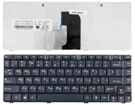 Клавиатура TopON для Lenovo G460 Series, TOP-90692 Черный