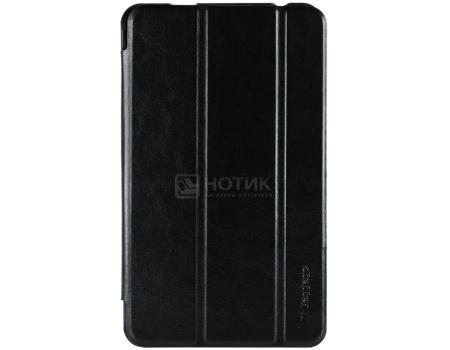 """Чехол-подставка IT Baggage для планшета Samsung Galaxy Tab A 7"""" SM-T285/SM-T280, Искусственная кожа, Ультратонкий, Черный ITSSGTA7005-1"""
