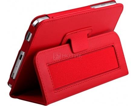 """Чехол-подставка IT Baggage для планшета Samsung Galaxy Tab A 7"""" SM-T285/SM-T280, Искусственная кожа, Красный ITSSGTA70-3"""