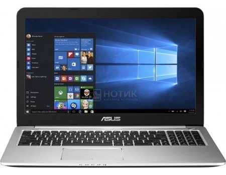 Ноутбук Asus K501LB (15.6 LED/ Core i5 5200U 2200MHz/ 6144Mb/ HDD 1000Gb/ NVIDIA GeForce 940M 2048Mb) Free DOS [90NB08P1-M02350]