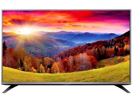 Телевизор LG 49 49LH541V LED, Full HD, PMI 300 Черный телевизор lg 49uh750v