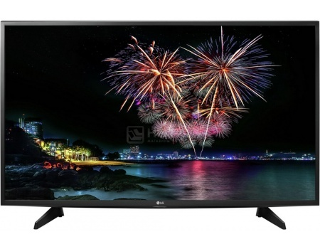 Телевизор LG 43 43LH570V LED, Full HD, Smart TV, Черный lg 49lh570v smart
