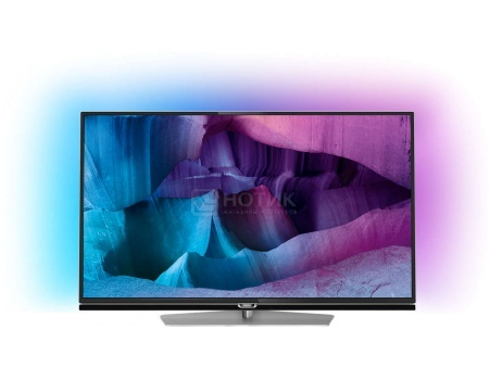 Телевизор Philips 55PUS7150/60, Ultra HD (4K), SmartTV, 3D, PMR 800, Android 5.1 Черный от Нотик