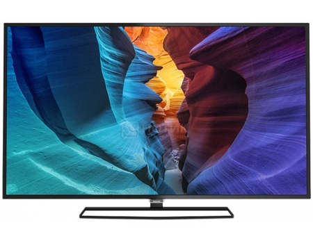 Телевизор Philips 55PUT6400/60, Ultra HD (4K), SmartTV, PMR 700, Android 5.1 Черный от Нотик